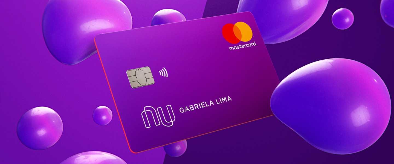 Cartões sem anuidade - Nubank