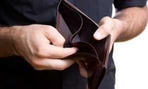 Gastar mais dinheiro - Adquirir passivos