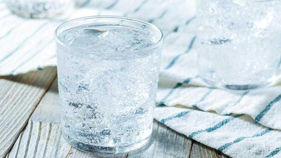 O que é Água com gás