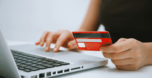 O Cartao de credito Lojas Americanas