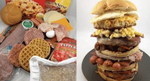 Saude nesta quarentena - Comer muitas coisas caloricas