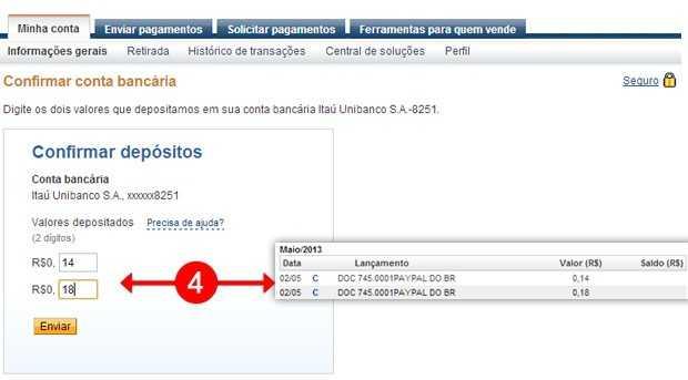 Confirmação de pagamentos via débito (Foto: Rperodução)