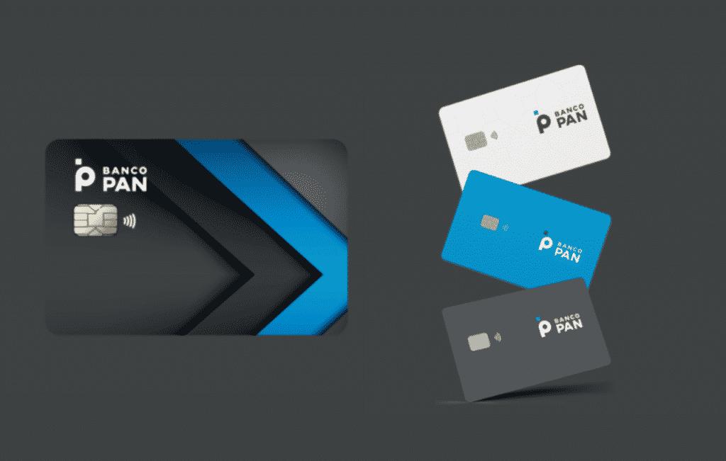 Cartão de crédito Pan para negativados