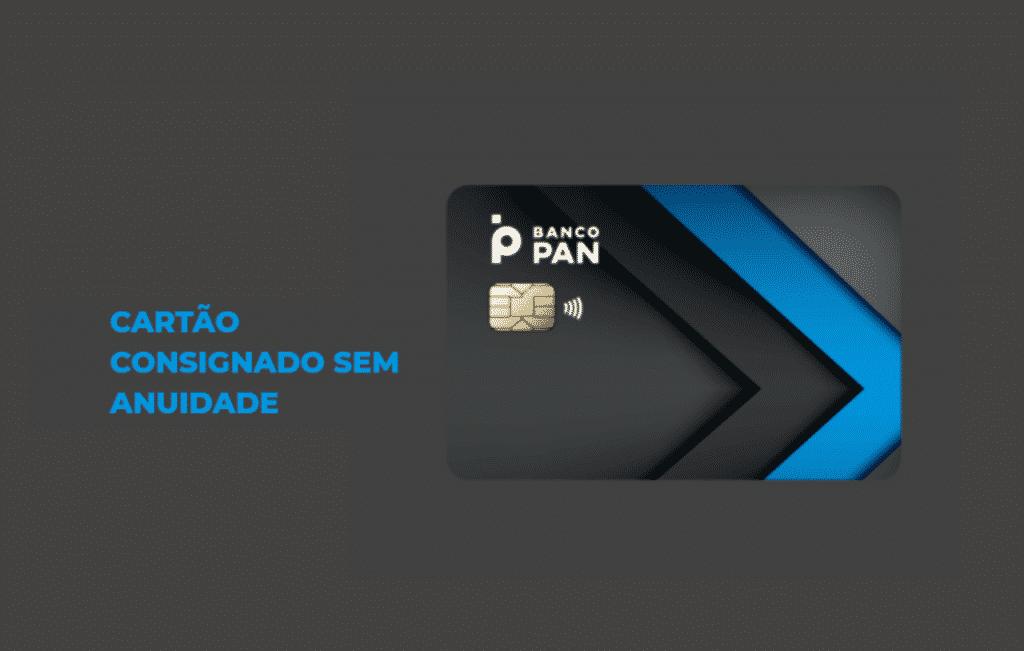 Cartão do Banco Pan sem consulta SPC/Serasa