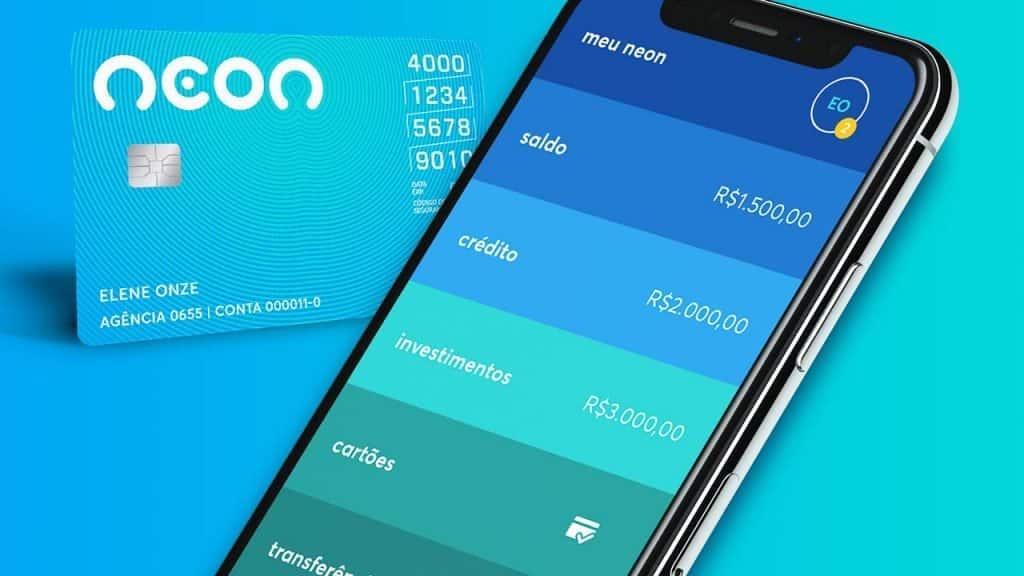 Banco Neon é cartão de Crédito ou Débito