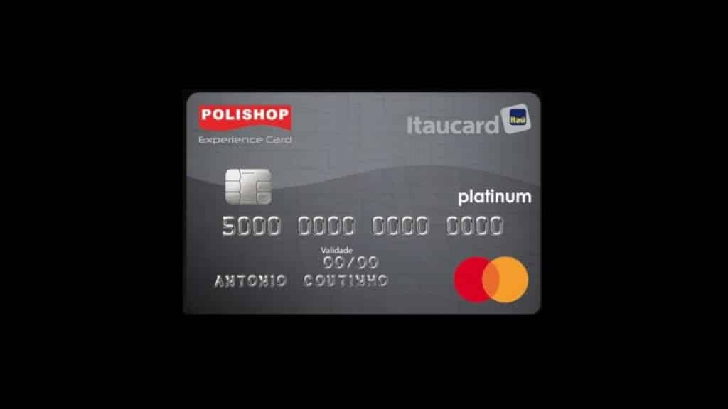 cartão de crédito Polishop
